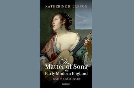 K. Larson - Matter of Song book