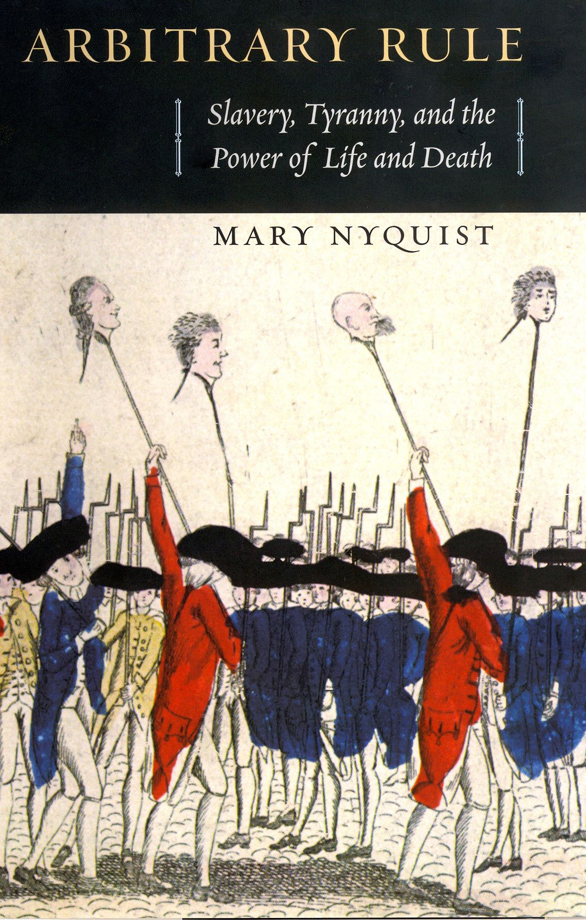 Mary Nyquist's book cover smaller